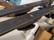 ATOMIC 8.18 Beta Carv 160cm skis with Salomon C610 Bindings