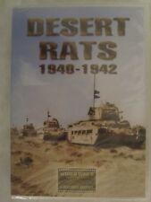 Desert Rats 1940-1942 DVD - World War Two, North Africa