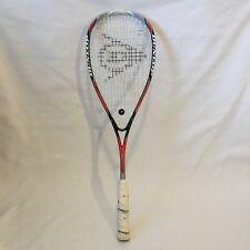 Dunlop Aerogel 4D Evolution 120 Squash Racket Racquet - Excellent Condition