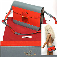 $2,695 VALENTINO GARAVANI Ladies COLOR BLOCK RIVET BAG w/ Price Tag