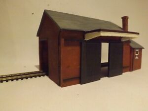 HORNBY SKALEDALE R8582..A GOODS SHED IN MINT CONDITION OO GAUGE..BOXED...