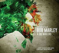 Many Faces Of Bob Marley & The Wailers - 3 DISC SET - Many Faces (2015, CD NEUF)