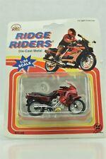Zee Toys Ridge Riders Kawasaki Ninja 1994 Zylmex 1:24 Scale #29240