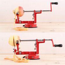 3 in 1 Apple Slinky Machine Peeler Corer Fruit Cutter Slicer Kitchen Tool FY