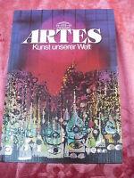 Fach-Buch __ Artes: Arte Nuestro Mundo __ Nr.6 _