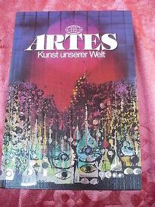 Fach-Buch __ Artes : Art Notre Monde __Nr.6_