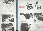 Genuine Honda CBR1000F (1987-on) Dealers Factory Shop Manual CBR 1000 F SC21