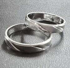Partnerringe Eheringe Verlobungsringe Trauringe Freundschaftsringe Echt Silber