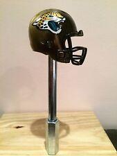 Jacksonville Jaguars Helmet NFL Super Bowl BEER TAP HANDLE Bar