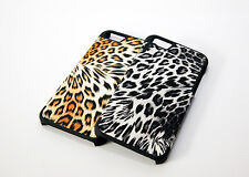 50pcs Deluxe Leopard Case Cover for iPhone SE 5 5s