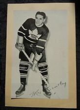 Beehive 1945-64 Group 2 Max Bently, Toronto Maple Leafs