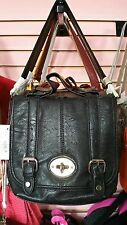 Boutique to U  Black purse  with magnetic snaps on front.  2 straps  NEW