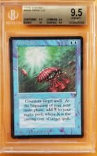 Vintage Magic | MTG GEM MINT BGS 9.5 Legends Mana Drain | QUAD+10, OLD SCHOOL!!!