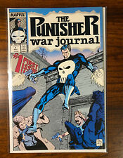The Punisher War Journal #1 Marvel 1988 - NM/Mint Condition