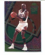 1993-94 Fleer Ultra MICHAEL JORDAN Power in the Key Bulls HOF #2