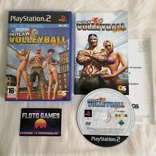 Jeu Outlaw Volleyball Remixed pour PS2 Complet CIB - PAL FR Rare - Floto Games