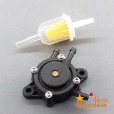 Fuel Pump Fuel Filter for Kohler John Deere Z225 Z245 Z425 Z445 Z465 Lawn Mower