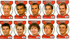 Adelaide Crows AFL Select Footy Faces Cards   FREE SHIPPING