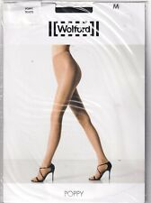 Collant WOLFORD POPPY coloris Anthracite. Taille M. Tights.