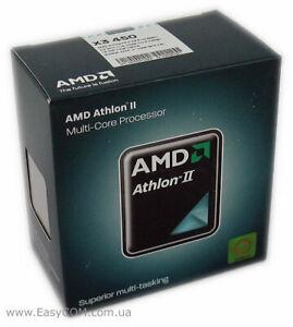AMD Athlon II X3 420e Triple Core 2.6GHz AM3 Processor Brand New
