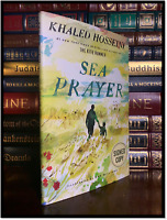 Sea Prayer ✍SIGNED✍ by KHALED HOSSEINI New Hardback 1st Edition First Printing