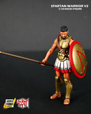 1/18 FIGURE - BOSS FIGHT STUDIO VITRUVIAN HACKS - Spartan Warrior V2