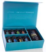 $146 doTERRA AromaTouch Technique KIT 8+ Oils TEA TREE OnGuard LAVENDER DeepBlue