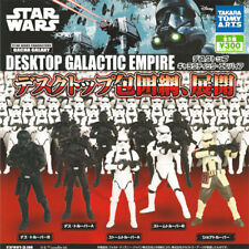 Star Wars Rogue One Desktop Galactic Empire Set Death Trooper Stormtrooper