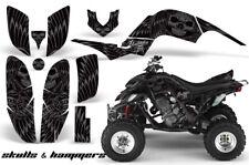 AMR Graphic Kit Decal SALE - Yamaha Raptor 660 01-05 - Skulls & Hammers