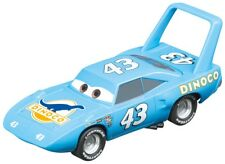 Carrera Go 64107 Strip The King Weathers #43 Cars