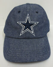 DALLAS COWBOYS YOUTH CAP HAT KIDS UNISEX STRAPBACK STITCH FOOTBALL ADJUSTABLE