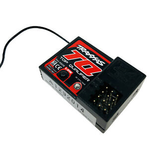Traxxas Rustler Stampede Bandit 2.4GHz TQ 3-Channel Receiver (Part #6519)