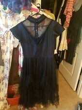 spin doctor  goth dress