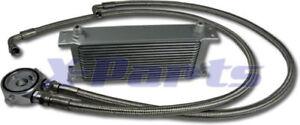 16 oil cooler series incl. connection kit VW Golf 1 2 3 4 5 6 GTI 16V G60 TURBO
