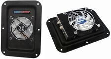 """Penn Elcom CoolRaC Flight Case Exhaust Fan 80mm / 3"""" FT80-Q-FC DJ Disco"""