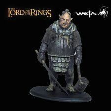 Orc Brute Of Isengard Sideshow Weta Lord The Rings Statue Figure Hobbit Goblin