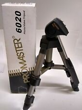 ProMaster 6020 Tripod for Photo Video Lightweight