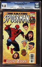 Amazing Spider-Man v2 1 CGC 9.8 1999 Avengers Fantastic Four Appearance (012)