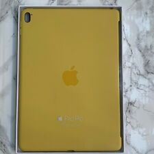 Authentic Apple iPad Silicone Case for 9.7-inch iPad Pro & Air 2 - Yellow- NEW