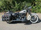 1997 Harley-Davidson Softail  1997 HARLEY DAVIDSON HERITAGE SPRINGER SOFTAIL FLSTS ONLY 2546 ORIGINAL MILES