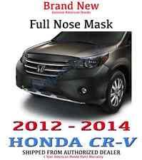 Genuine OEM Honda CR-V Full Nose Mask 2012-2014