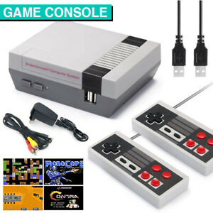 300 Games Built-in Retro Classic Video Game Console with 2 Controllers