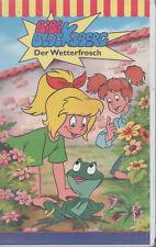 Bibi Blocksberg 3er SET VHS Video Gut Wetterfrosch Als Prinzessin Im Dschungel
