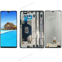 For LG Stylo 6 Q730TM Q730AM LCD Screen Touch Digitizer  Replacement ± Frame QC