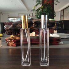 100ml empty glass perfume bottles