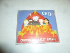 SOUTH PARK - Chocolate Salty Balls - 1998 UK 3-track CD single