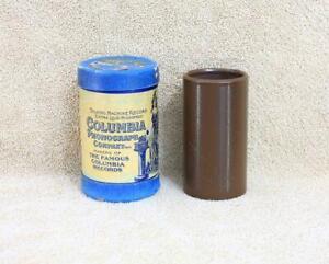 """""""Farmyard Medley"""" Columbia Phonograph Company Brown Wax Cylinder Record #9037"""