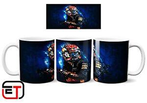 Max Verstappen Red Bull Racing F1 Mug / Prefect Gift