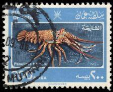 """OMAN 284 - Lobster """"Panulirus homarus"""" (pb25600)"""