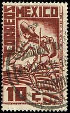 Scott # 738 - 1938 - ' Revolutionary Soldier '